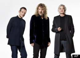 Led Zeppelin received Kennedy Center Honors.